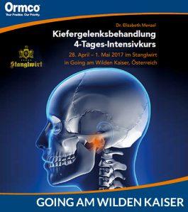Kiefergelenksbehandlung 4-Tages-Intensivkurs