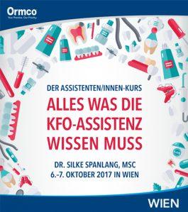 Der Assistenten/innen Kurs – Alles was eine KFO-Assistenz wissen muss