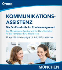 Kommunikationsassistenz – Die Schlüsselrolle im Praxismanagement, München